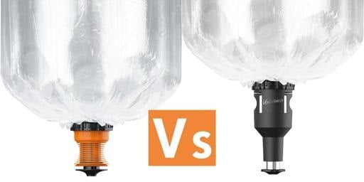 Volcano Easy Valve VS Solid Valve