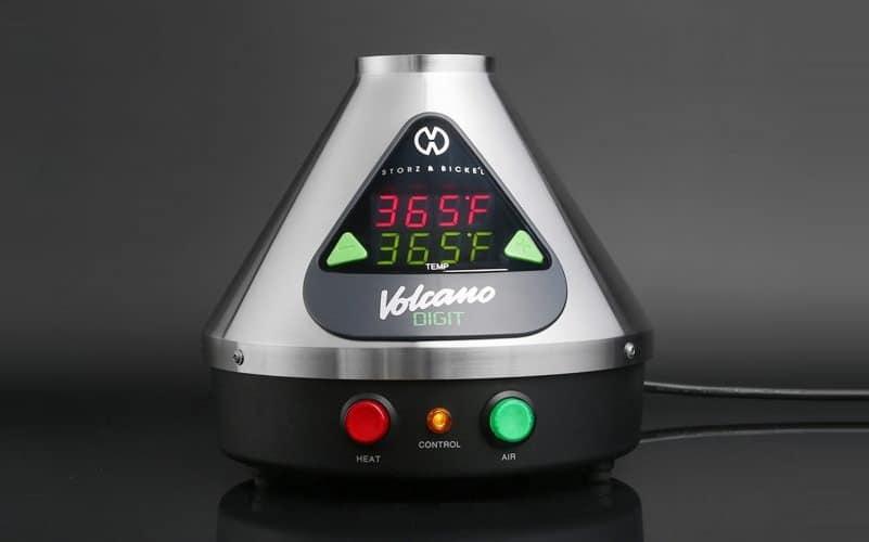 Volcano Digit tisch vaporizer