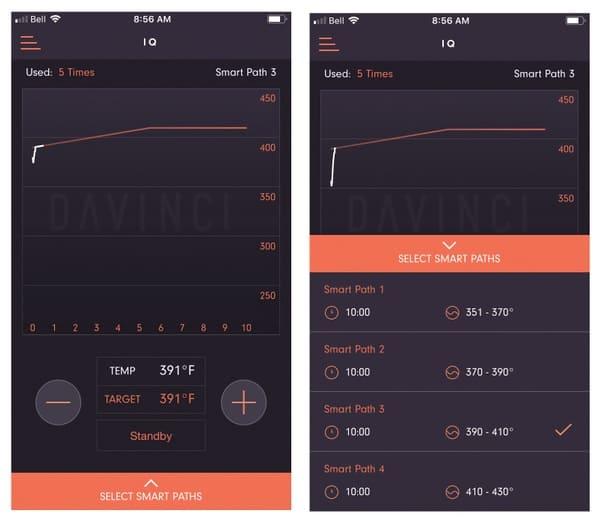 DaVinci IQ app