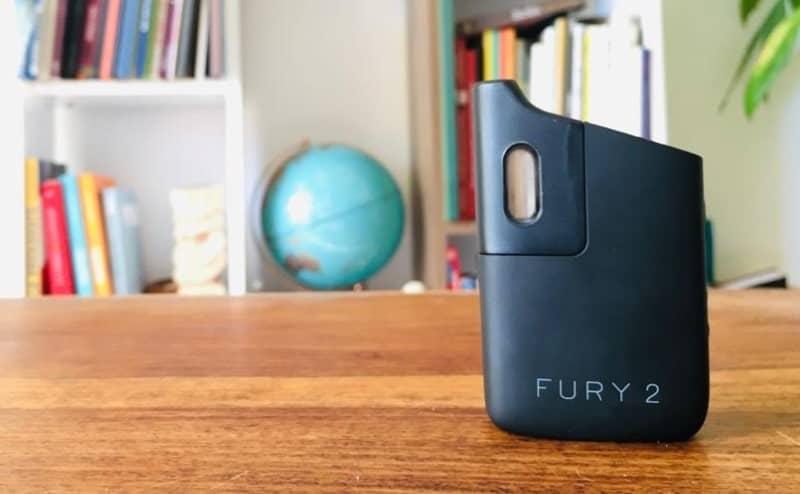 Test Fury 2 von HR